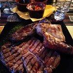 Un'ottima cena argentina
