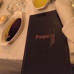 pompei menu