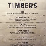 Timbers Pizza