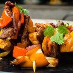 Ribeye & Chicken Yakitori
