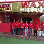 Benz Celebrity Wax Museum