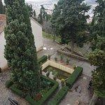 zahrady pevnosti