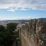 pohled na Malagu
