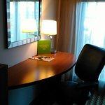 华沙机场汉普顿希尔顿酒店照片