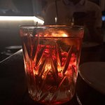 Moluccan spiced negroni