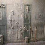 Vecchio mestiere in bassorilievo