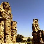 Photo of Colossi of Memnon