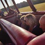Virgin Balloon Flights - Dogmersfield, Four Seasons Hotel – fotografija
