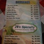 JB's Warung Makan Foto