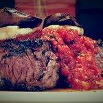 """Beefsteak """"Belgrade"""""""