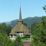 l'église de Dombas