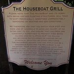 The Houseboat Grillの写真