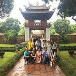 Hanoi in my heart