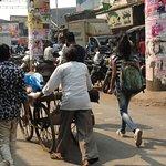 Slum tour 2018 with Kamlesh