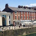 Papa's fish and chips, Princes Dock st., Hull  Worth a visit peeps!!!