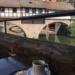 Φωτογραφία: Cafe am Trodelmarkt