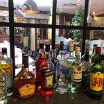 Notre bar.
