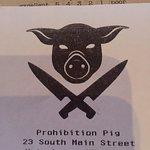 Foto de Prohibition Pig