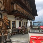 Foto de Buchau-Hütte