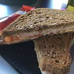 Ham & Cheese & Tomato Toasty
