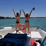 Fun on the water.