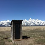 John Moulton's Outhouse