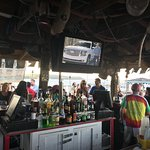 """A great scene; only """"beach dive bar"""" in DC area"""