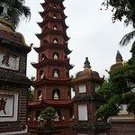 Quan Than pagoda.