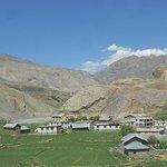 Nice village view at Pin valley