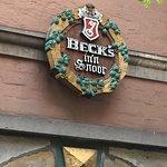 Beck's in'n Snoor Foto