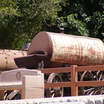 Just some of the equipment you may see along the route.