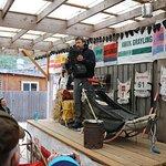 Description of preparations for the Idiliotrod given by Matt Hayashida