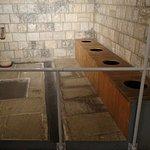 old toilets, roman style
