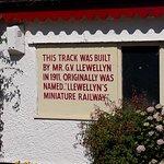 Lakeside Minature Railway张图片