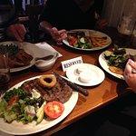 Excellent Rib-Eye steak