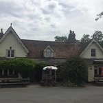 The Green Man - Front of Pub