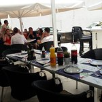 Birthday party in isla