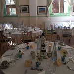 Wedding reception The Red Lion function room