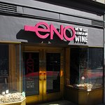 ENO in Westin St Francis Hotel - Entrance on Geary Street