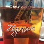 Zignum tequila