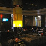 Clock Bar in Westin St Francis Hotel - Seating Area