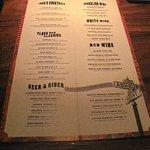 Clock Bar in Westin St Francis Hotel - Wine List