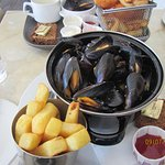 The mussels at The Boatyard