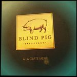 The Blind Pig is a true hidden gem in Dublin