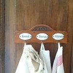 Verschiedene Handtücher