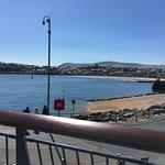 View over Peel bay
