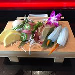 FRESH and FLAVORFUL!  Love this place and Jerry at the sashimi bar.  Can hardly wait to come bac