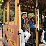"""Nob Hill & Cable Car"" en famille - San Francisco by Gilles"