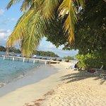 Ön är så vacker och villor är verkligen bästa ställe att bå