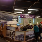 Banff Visitor center